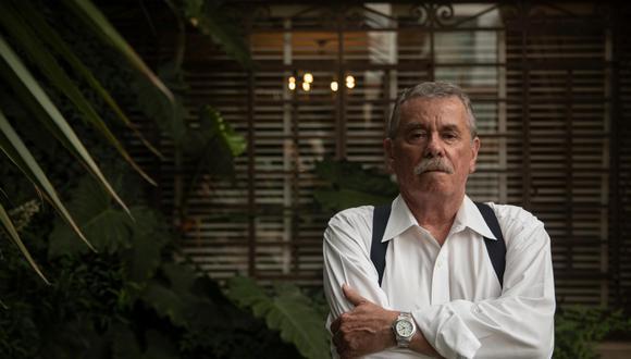 Fernando Rospigliosi, exministro del Interior, fue el responsable de las propuestas en seguridad ciudadana en el plan de gobierno de Fuerza Popular. (Foto: José Rojas Bashe | El Comercio)