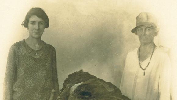 Rebeca Carrión Cachot. (Foto: Twitter del Museo de Arqueología y Antropología de la UNMSM)
