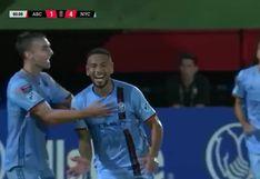 Alexander Callens anotó para New York City FC en la Concacaf Champions League | VIDEO
