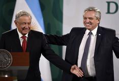 México y Argentina llaman a que ningún país de América Latina se quede sin vacunas contra el coronavirus