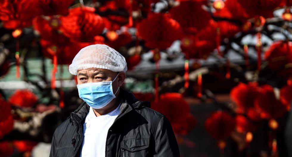 """La propagación en China del coronavirus de Wuhan amenaza con fragilizar una economía ya ralentizada y empañar la imagen del país, lo que constituye según los analistas un """"enorme desafío"""" para su presidente Xi Jinping. (AFP)."""