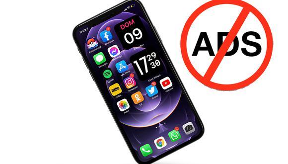 Conoce el sencillo método para que las aplicaciones no te muestren publicidad sobre lo que buscas en tu iPhone. (Foto: MAG)