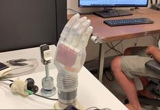 "El ""brazo Luke"", una prótesis capaz de coger un huevo sin romperlo"