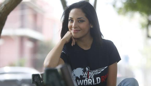 Andrea Luna fue elegida Miss Globe 2020. (Foto: GEC/Mario Zapata)