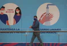 Chile registra récord de 2.222 casos diarios de coronavirus, la mayor cifra desde julio