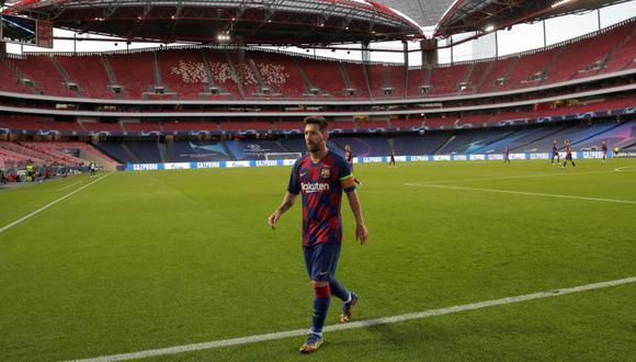 Lionel Messi nunca ha jugado por otro equipo que no sea el FC Barcelona. (Foto: AFP)