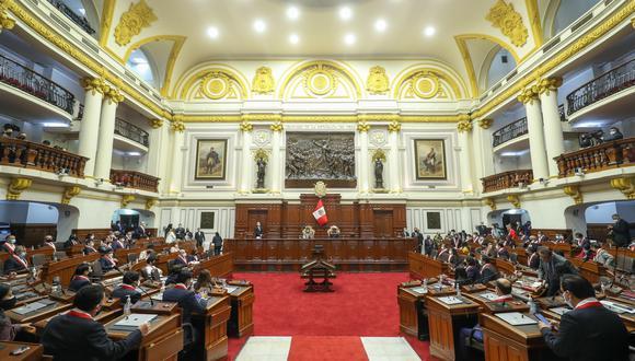 Las bancadas de oposición en el Parlamento rechazan proyecto de Perú Libre que busca controlar contenido de los medios de comunicación. (Foto: Congreso)