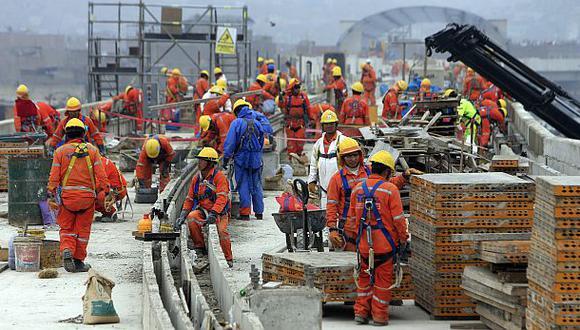Scotiabank: Economía peruana habría crecido 2,4% en 2014