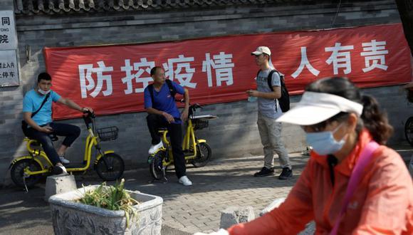 La Comisión Nacional de Sanidad no anunció nuevos fallecimientos por la COVID-19, por lo que la cifra se mantuvo en 4.634, entre los 84.981 infectados diagnosticados oficialmente en China desde el inicio de la pandemia. (Foto: REUTERS / Tingshu Wang).