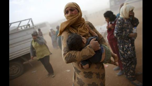 Guerra civil en Siria deja más de 200.000 muertos en tres años
