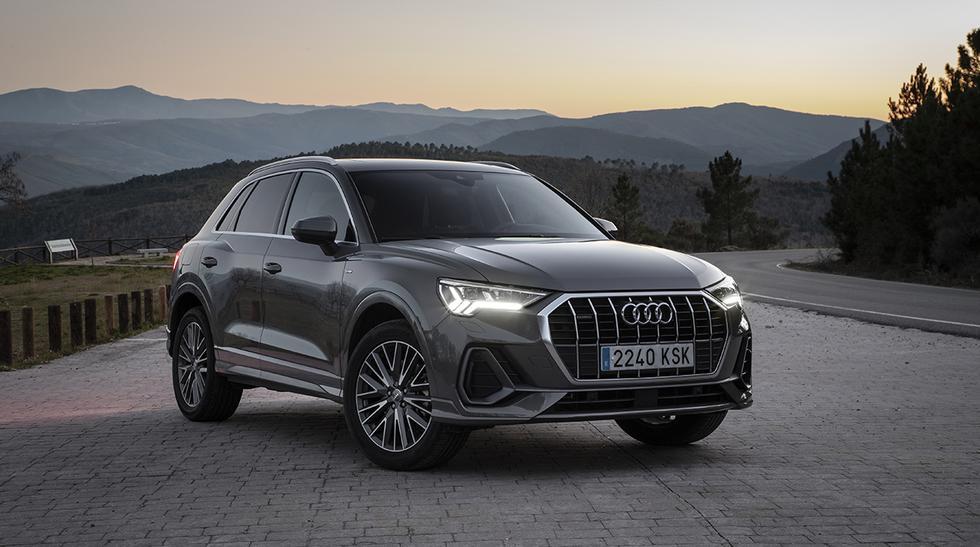 La SUV compacta Audi Q3 estará disponible en 3 versiones. Todas ellas podrán ser configuradas a gusto del cliente. (Fotos: Audi).