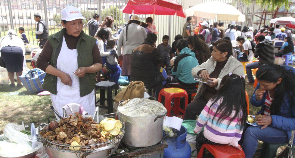 Las imágenes que dejó las elecciones en Cusco  - 4