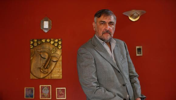 Raúl Molina Martínez, ex viceministro de gobernanza territorial de la PCM, atendió conflictos sociales los últimos dos años. (Foto: Lino Chipana /Grupo El Comercio)