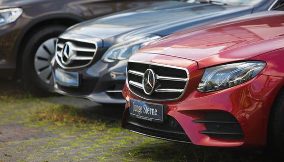 Importación de autos europeos. (Foto: Archivo)