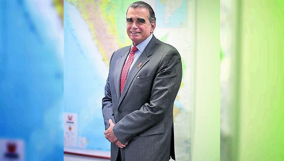 Pedro Olaechea anuncia que su gestión dará un giro en el tema de la diversificación productiva. (Foto: El Comercio)