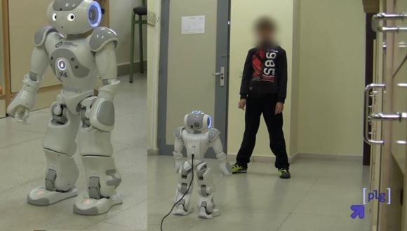 Robótica humanoide será eficaz herramienta terapéutica [VIDEO]