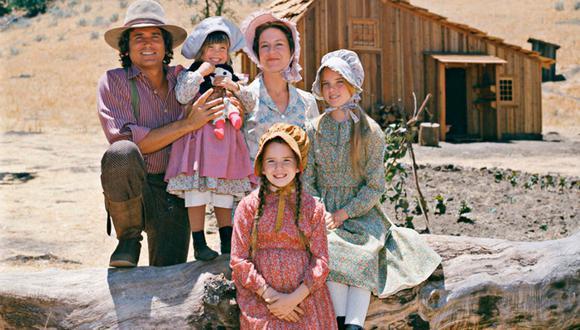 """""""La familia Ingalls"""" está basada en la saga de libros homónima de Laura Ingalls Wilder (Foto: NBC)"""