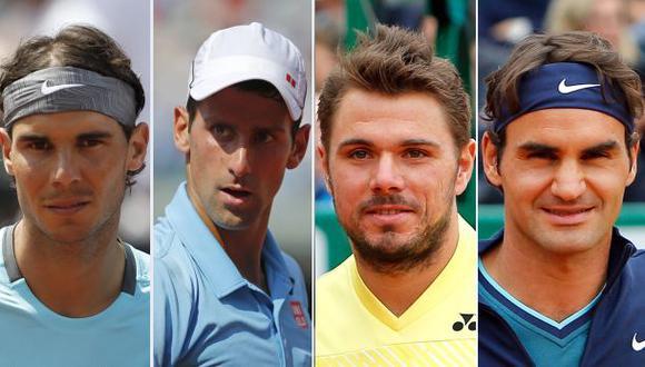Tenis: así quedó el ránking de la ATP después de Roland Garros