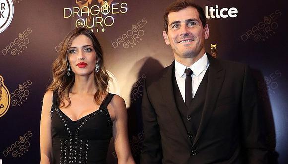 Sara Carbonero e Iker Casillas se hicieron novios en 2009. Un año después, el arquero ganó el Mundial de Sudáfrica 2010.