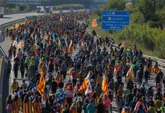 Protestas en Cataluña: qué se sabe de Tsunami Democràtic, el misterioso movimiento detrás de las masivas manifestaciones