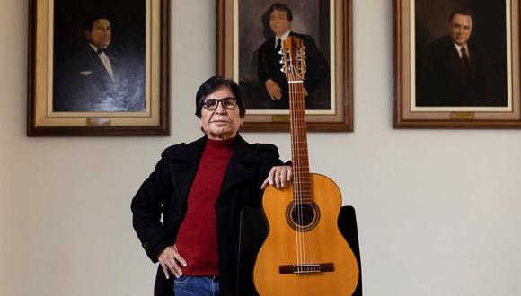 Actualmente, José Escajadillo es presidente del Apdayc, cargo que ya ha ocupado dos veces.