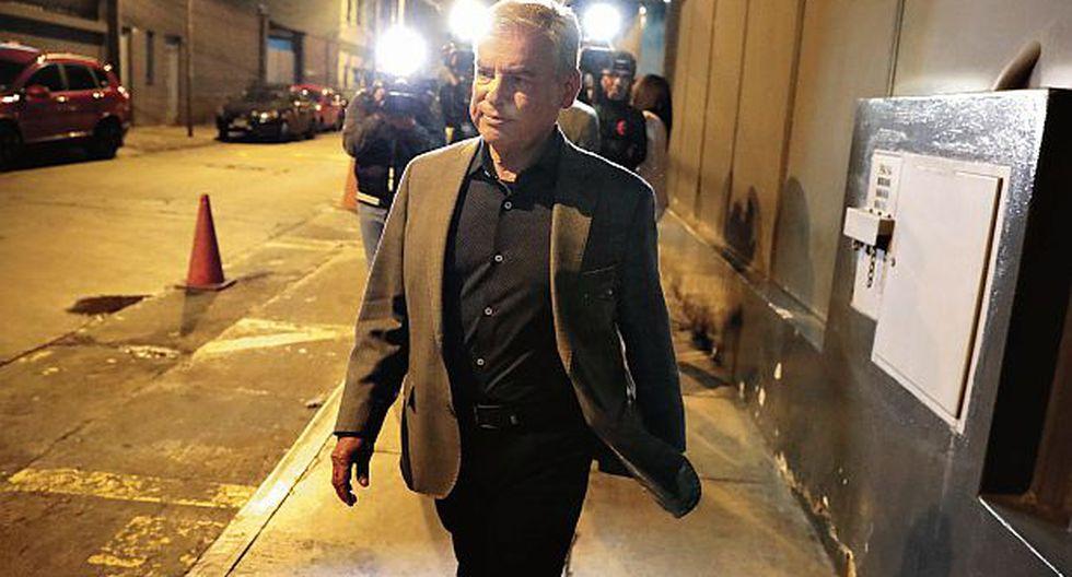 César Villanueva es investigado por el caso Odebrecht.