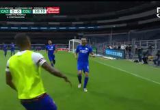 Chivas vs. Cruz Azul: Jonathan Rodríguez anotó el 1-0 de los cementeros por la Liga MX | VIDEO
