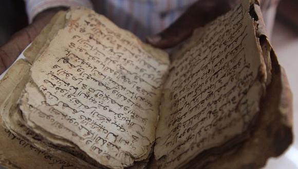 Expertos debaten el futuro de más de 3 mil manuscritos antiguos