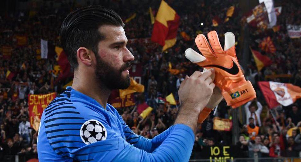 Allison Becker jugó dos temporadas en la Roma (Foto: AFP).