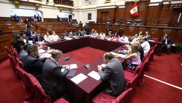 Comisión Permanente derogó decreto legislativo sobre el INEN