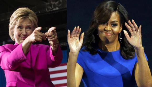 Michelle Obama hará campaña por Hillary Clinton en Virgina