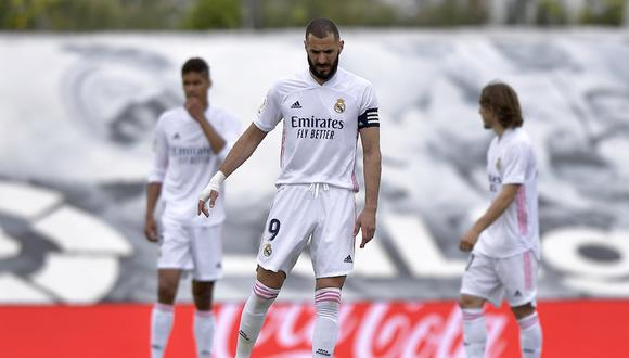 Atlético de Madrid y Real Madrid pelearon por el título de LaLiga en la última jornada | Foto: AP