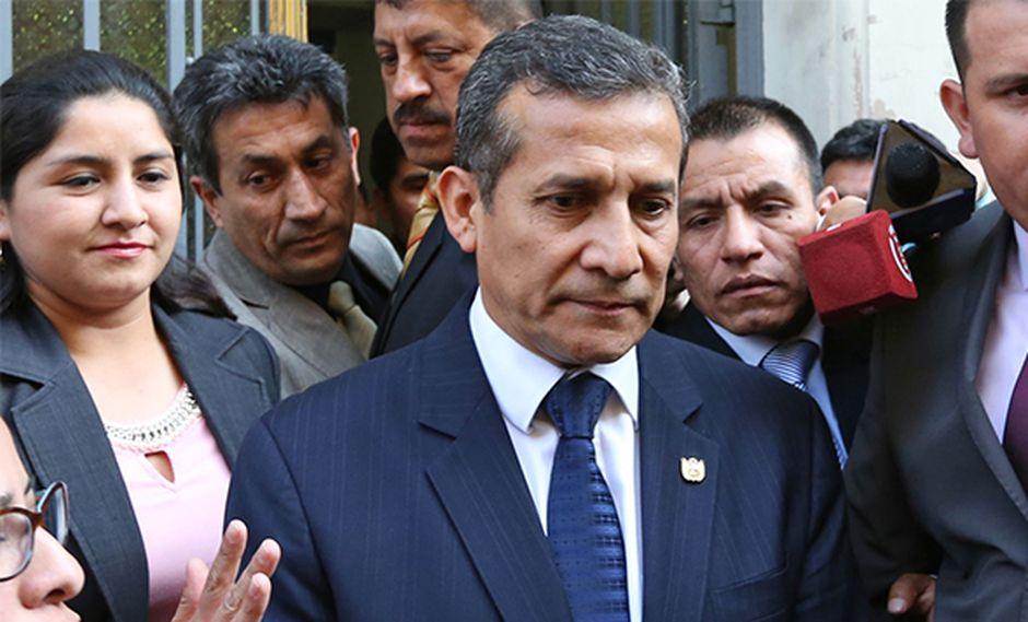 Ollanta Humala fue jefe de la base militar contrasubversiva Madre Mía en 1992. (Foto: Agencia Andina)