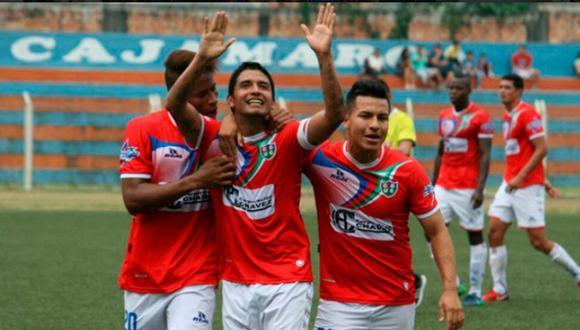 Unión Comercio vs. Ayacucho FC: chocan en Moyobamba por el Torneo Clausura. (Foto: Twitter)