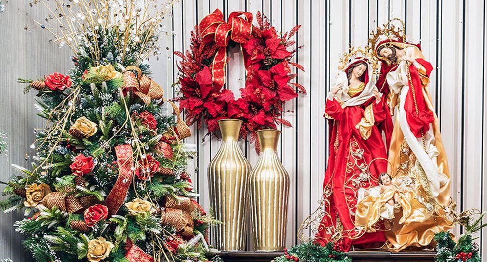 Este 2019 cinco tendencias se apoderan de la decoración navideña. Conócelas.