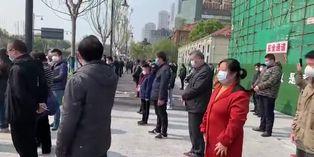 Coronavirus: China rindió homenaje a todos los fallecidos por Covid-19