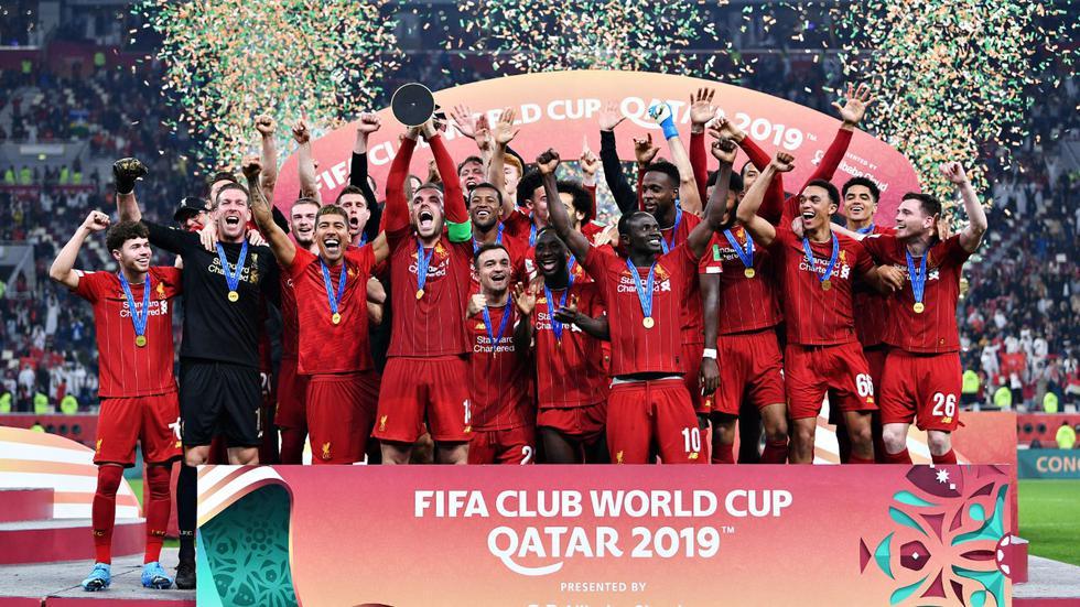 2019 Liverpool gana por la mínima y en la prórroga a Flamengo.