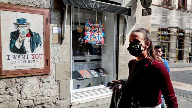 Madrid está en estado de emergencia por la epidemia. (Getty Images).
