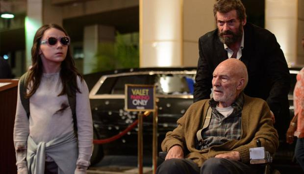 """""""Logan"""" (2017) by James Mangold, was for the British actor the most dignified farewell for the character of Professor Charles Xabier."""