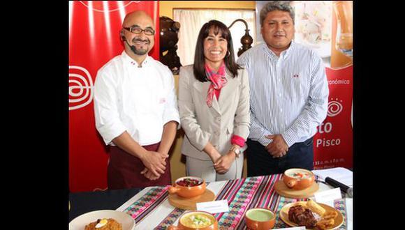 Conoce más detalles de Perú Mucho Gusto Pisco