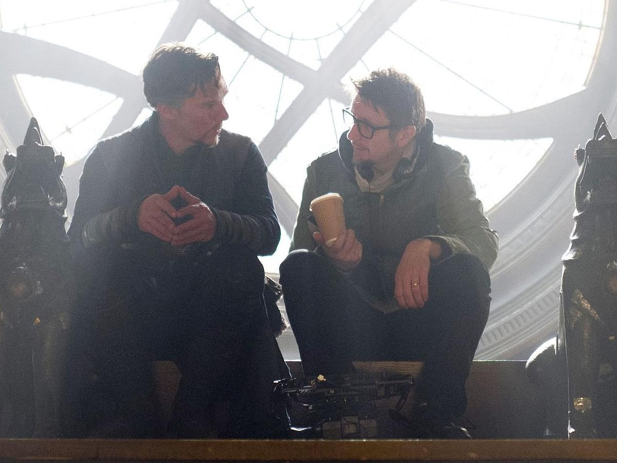 Doctor Strange 2: ¿qué significa la renuncia del director Scott Derrickson  para el MCU?   Doctor Strange in the Multiverse of Madness   Marvel Studios    UCM   RESPUESTAS   MAG.