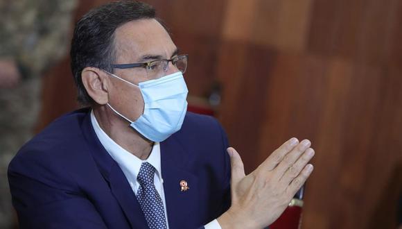 El presidente Martín Vizcarra participa en el Consejo de Estado esta semana junto al titular del Congreso, Manuel Merino, y otras autoridades. (Foto: Difusión).