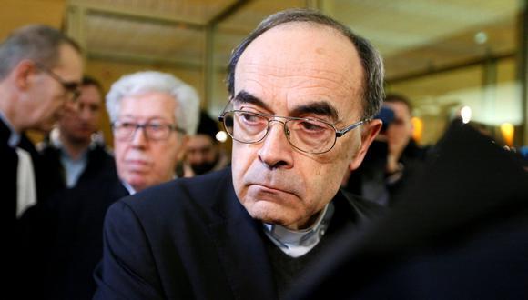 Philippe Barbarin: Los escándalos de pederastia acaban con uno de los cardenales más poderosos   Francia. (Reuters).