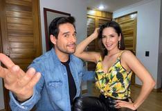 Carmen Villalobos pone fin a los rumores de una crisis matrimonial con romántico video