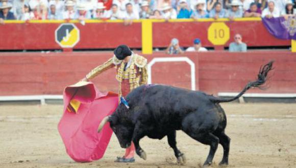 La solicitud para que las corridas de toros queden anuladas al ser incluidas dentro de la Ley de Protección y Bienestar Animal fue presentada ante el TC en octubre del 2018. (Foto: Juan Ponce / archivo El Comercio)