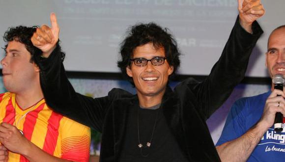Pedro Suárez Vértiz, rockero nacional. (Foto: USI)