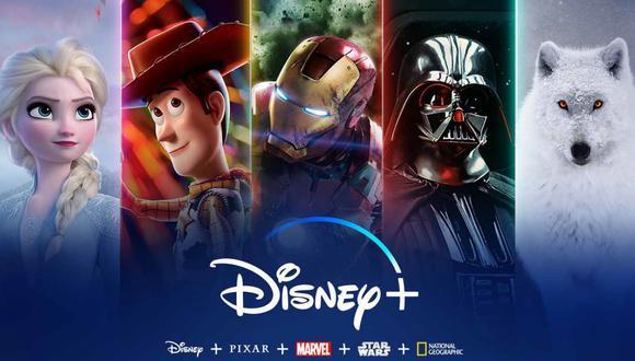A partir de su lanzamiento en la región, Disney+ será la única plataforma de streaming donde se estrenarán y encontrarán todos los contenidos exclusivos y originales de Disney, Pixar, Marvel, Star Wars, National Geographic con acceso ilimitado y perpetuo para sus suscriptores. | Crédito: Disney / Difusión.
