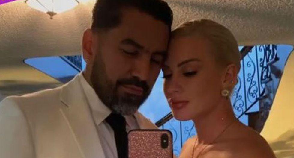 Todo indica que la cantante decidió darse una nueva oportunidad en el amor con Stefano Alcántara. (Foto: Instagram)