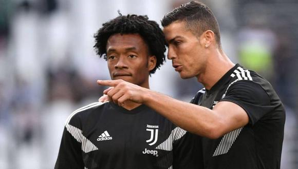 Juan Guillermo Cuadrado confiesa que extrañan a Cristiano Ronaldo en Juventus.