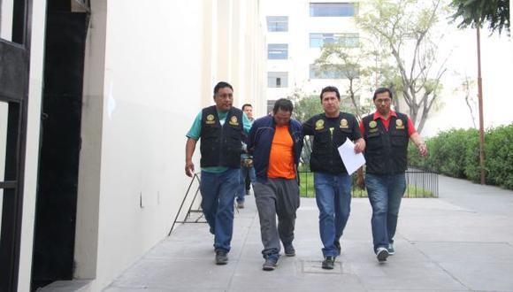 Arequipa: sujeto que violó a sus sobrinas fue capturado